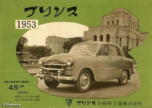 今蘇える50年60年代の名車カタログ | SSブログ